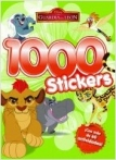 La Guardia del León. 1000 stickers