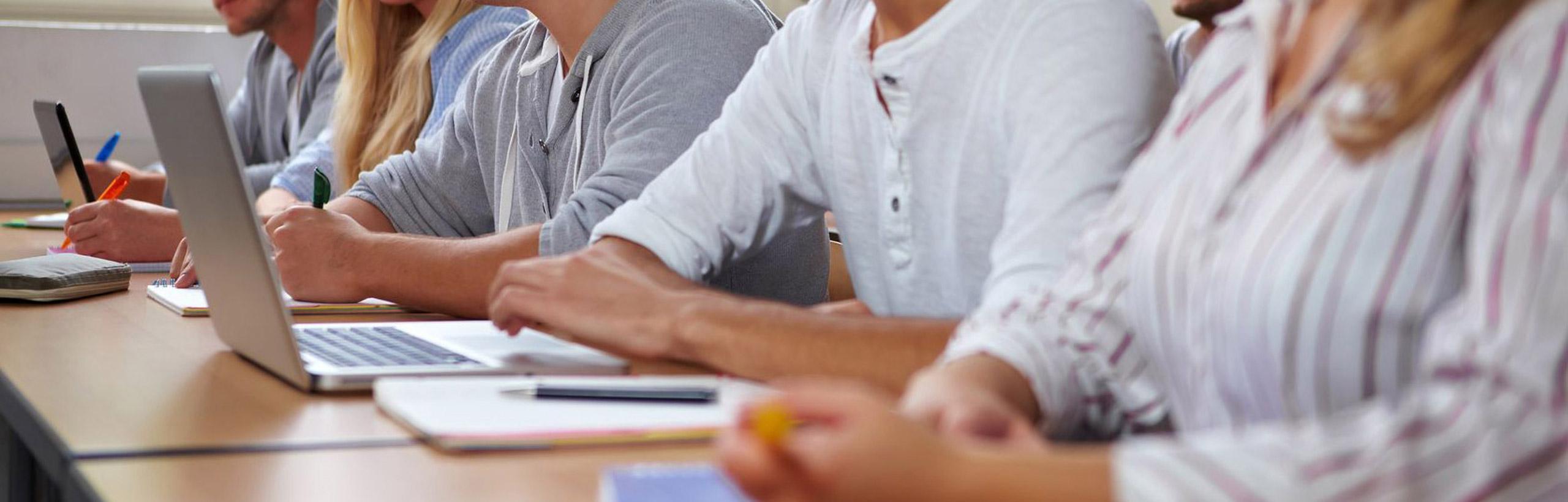 Formación universitaria, escuelas de negocios, formación de profesionales, programas educativos y aprendizaje de idiomas.