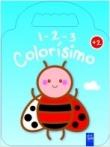 1-2-3 Colorísimo. +2 Mariquita