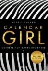 Calendar Girl 4 Octubre-noviembre-diciembre
