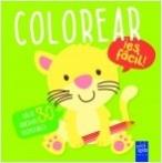 Colorear ¡es fácil! Tigre