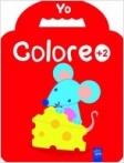 Yo coloreo +2. Ratón