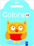 Yo coloreo +3. Búho
